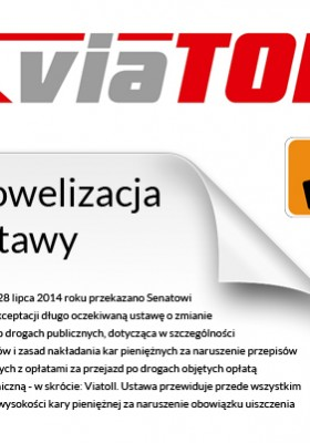 Ustawa ViaToll 28-07-2014
